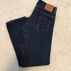Men's Levi's 505 Regular Fit 32x32 Jeans